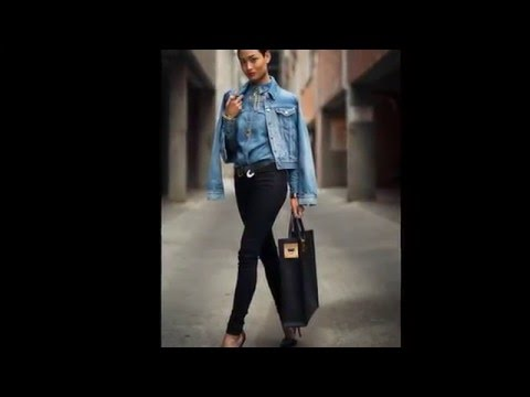 How To Wear a Denim Jacket For Women