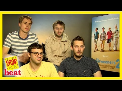 Heat interviews: The cast of the Inbetweeners 2