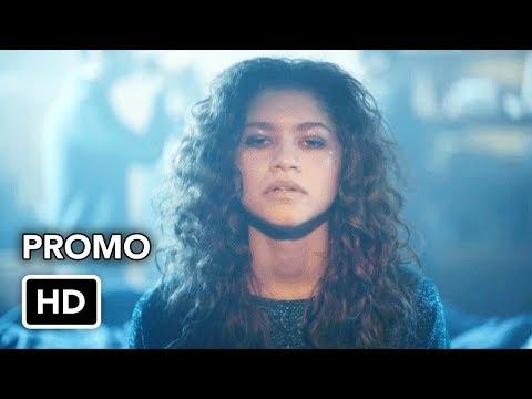 Euphoria (HBO) Teaser Promo HD - Zendaya series