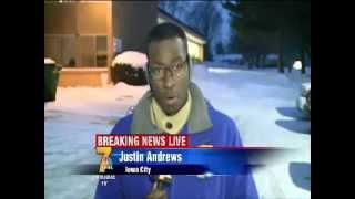Justin Andrews June 2014 Reporter Reel