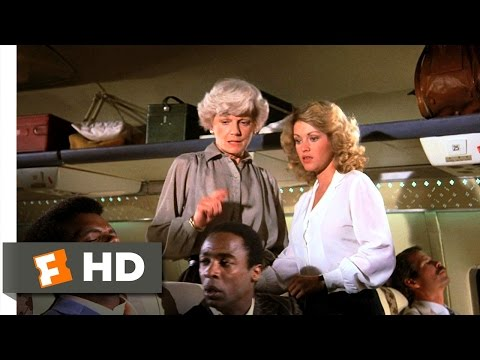 I Speak Jive  Airplane! 510 Movie  1980 HD