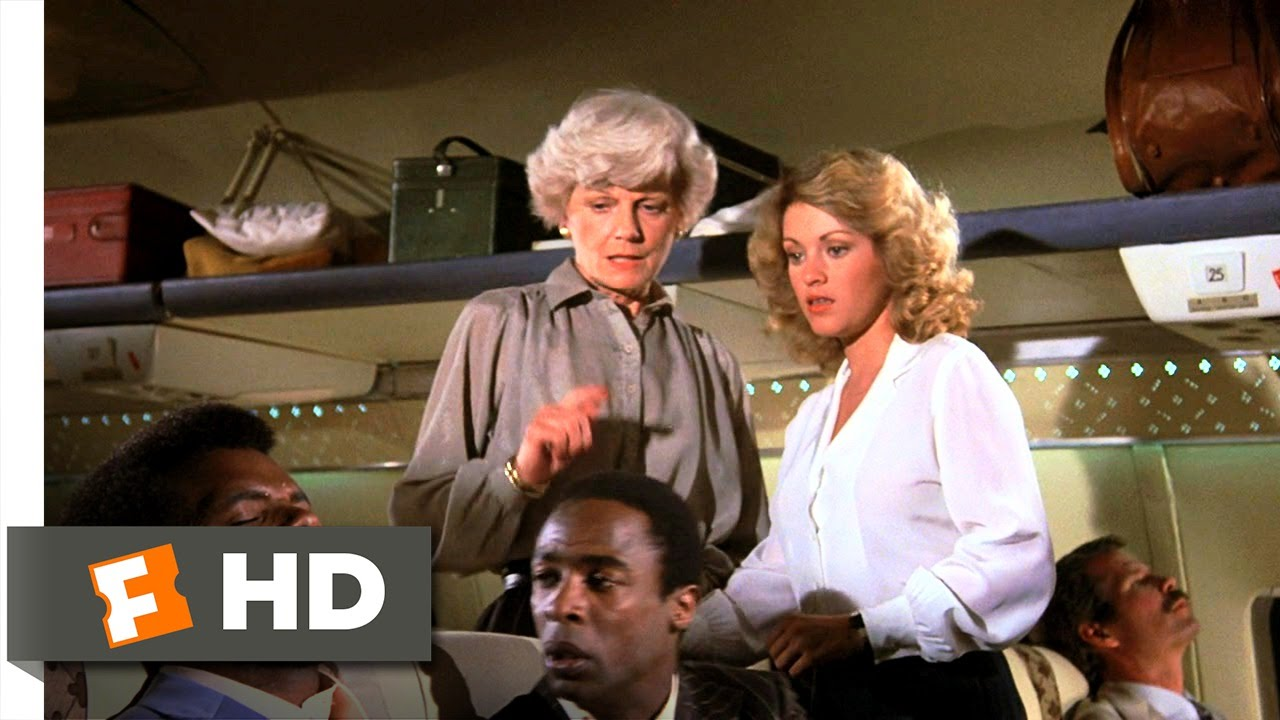 I Speak Jive Airplane 5 10 Movie Clip 1980 Hd Youtube