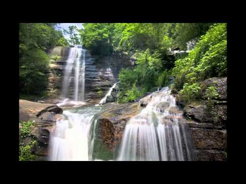 Waterfalls in Upstate South Carolina