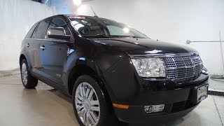 2010 Lincoln MKX Vehicle Tour
