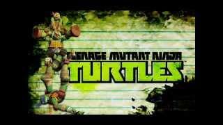 TMNT 2012 - Theme Song +Lyrics