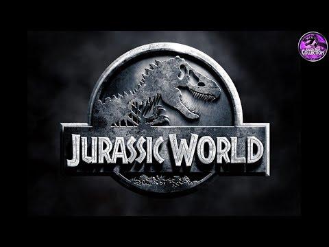JURASSIC WORLD | FULL OST | Soundtrack by Michael Giacchino