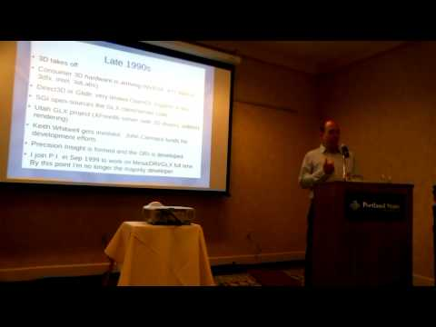 XDC2013: Brian Paul - 20 Years of Mesa - A Retrospective