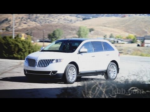 2011 Lincoln MKX ReviewKelley Blue Book