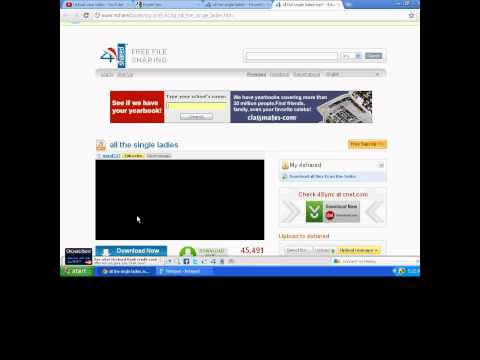 How To Download Music And Burn It On A CD (Windows Media Player)