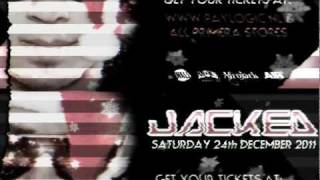 JACKED 24th of december@AIR AMSTERDAM