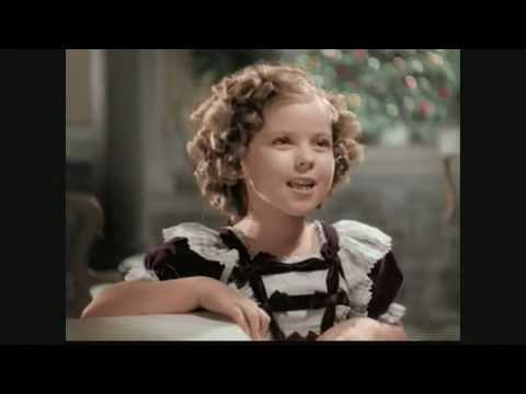 Heidi 1937 Christmas Scenes And Silent Night Youtube