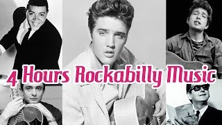 4 Hours of Rockabilly Music! - Music Legends Book