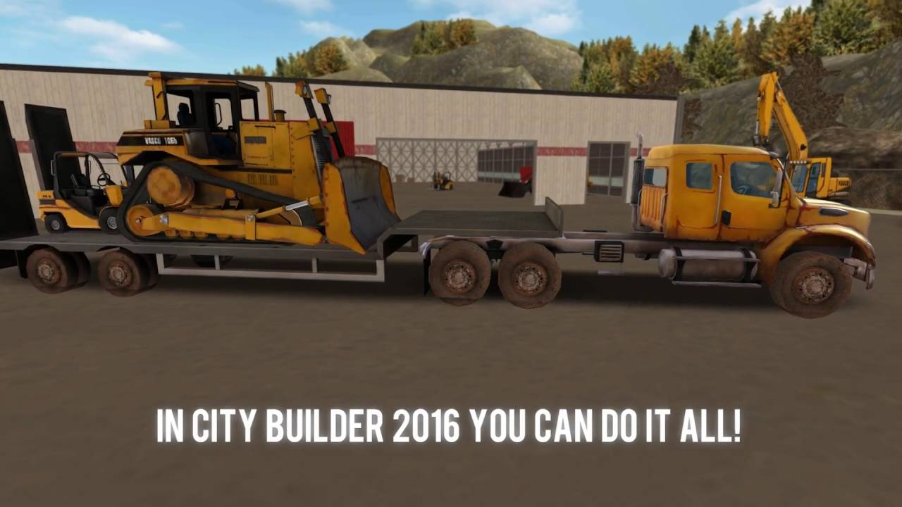 City Builder the best offline and free game for android