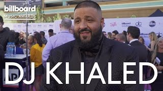 DJ Khaled at Billboard Music Awards 2016 Red Carpet