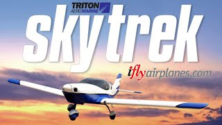 Skytrek light sport aircraft, Triton AeroMarine, Aircraft Review
