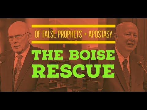 Boise Rescue: Elder Oaks and Turley