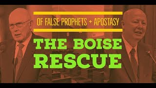 Boise Rescue: Elder Oaks and Turley