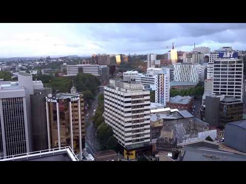 Crowne Plaza Auckland, New Zealand - Review of Deluxe Room 2614