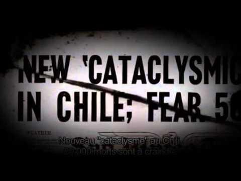 Séisme Magnitude 10 Documentaire