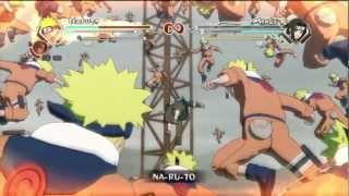 Naruto: Ultimate Ninja Storm Generations - Tale of Young Naruto (English) HD