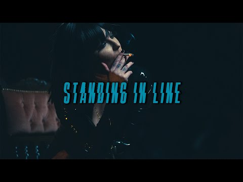 Смотреть клип Antiheld - Standing In Line