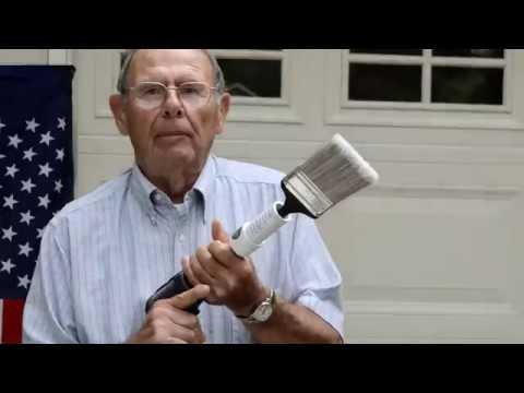 Rotary Paint Brush Cleaner