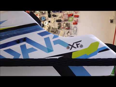 Jet ski hull HUSSAR XF Freestyle  New model in 2020