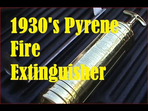 1960s Pyrene Home Extinguisher Sales Film from YouTube · Duration:  4 minutes 30 seconds