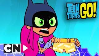Юные Титаны вперёд В поисках затерянного яйца Cartoon Network
