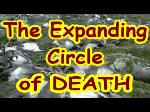New: Fukushima & The Expanding Circle of Death (Rense) 8/29/16