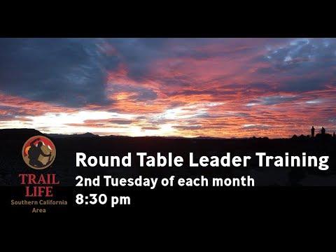 November 14 2017 So Calif Area Round Table