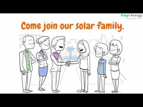 Freyr Energy for Best solar solutions