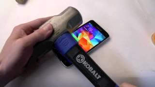 Смартфон Samsung Galaxy S5 при краш тесте взорвался аккумулятор(Смартфон Samsung Galaxy S5 при краш тесте взорвался аккумулятор., 2014-04-09T17:35:02.000Z)