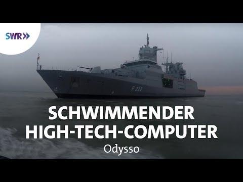 Neues Kriegsschiff - schon veraltet? | Odysso - Wissen im SWR