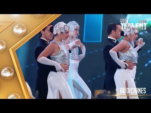 A puro tango el GRUPO GARDELEANDO se ganó el ¡SÍ! del jurado