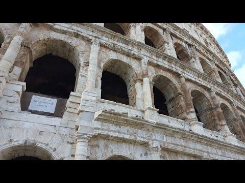 Three days in Rome - 4k Travel Video