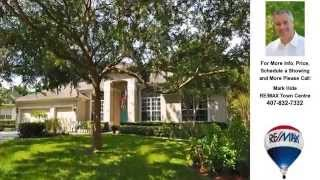 725 Lancer Circle, Ocoee, FL Presented by Mark Hide.