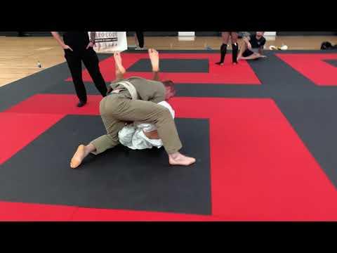 First Jui Jitsu Tournament White Belt