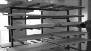 Технология производства мебели для ванных Inbani(Мебель для ванных комнат - это один из самых важных элементов оборудования. Вышеуказанный фильм предлагает..., 2013-12-10T06:36:15.000Z)