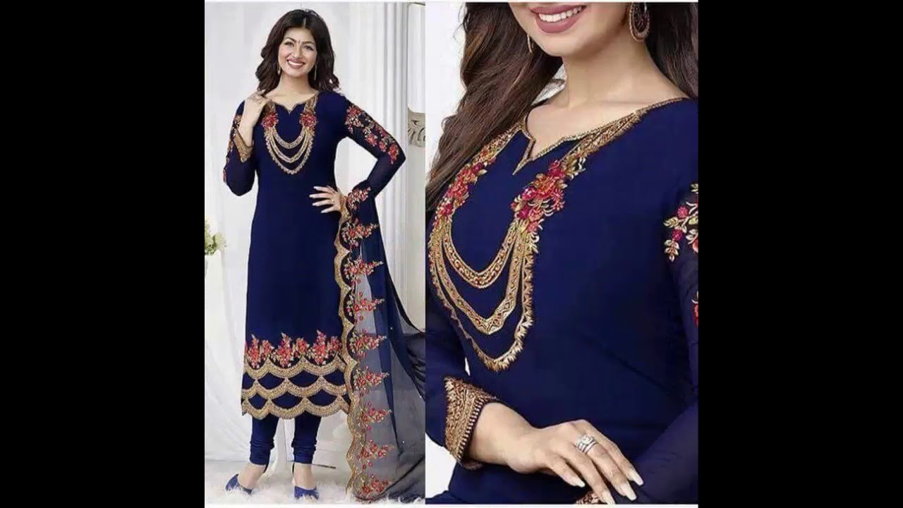 4430e466c839 Pakistani Wedding Party Wear Dresses 2017