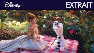 La Reine des Neiges 2 - Extrait : Nappe surgelée | Disney