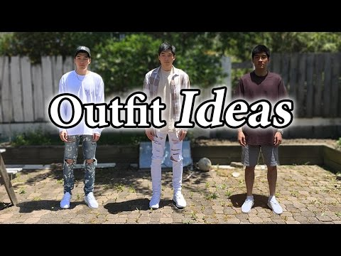 df62819f646 Outfit Ideas w/ Ultra Boost 3.0 (Triple White) Feat. H&M, I Love Ugly, MNML  & More - YouTube