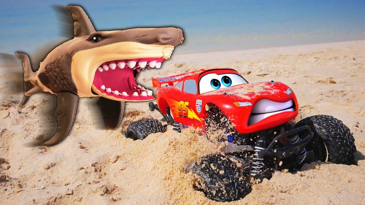 سيارات ديزني   ألعاب ⚡️لايتنين ماكوين95⚡️   ألعاب سيارات   ألعاب سيارات للأطفال!!! أغاني الأطفال