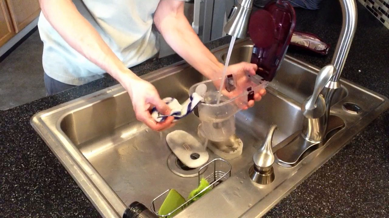 How To Clean Your Shark Rocket Vacuum Cleaner Youtube