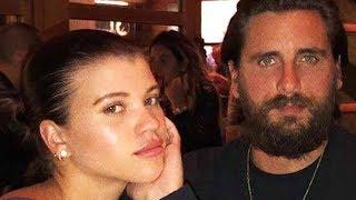 Sofia Richie FREAKING OUT About Scott Getting Back With Kourtney  Kardashian!
