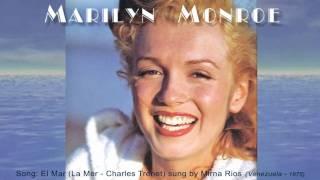 Marilyn Monroe / La Mer (El Mar) - Mirna Rios