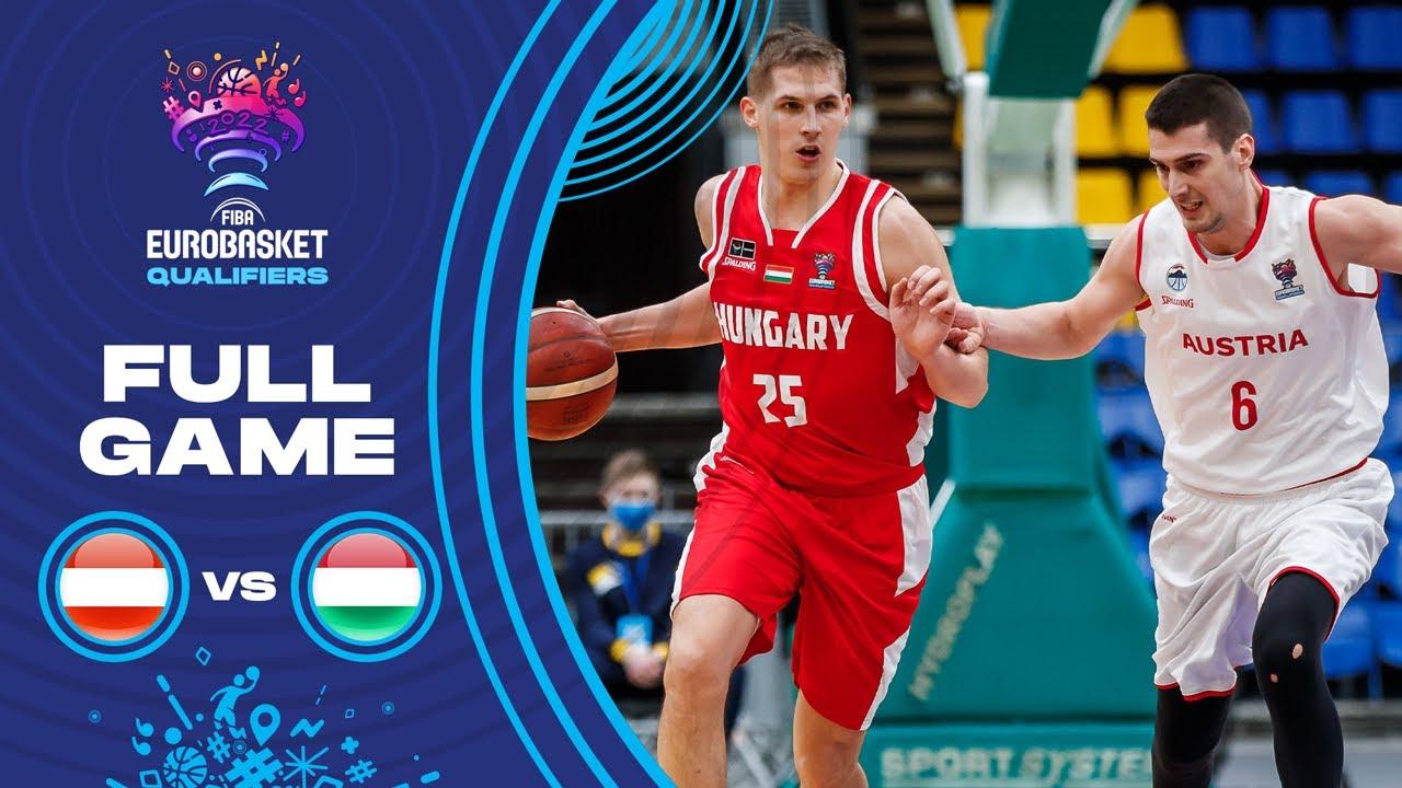 Austria v Hungary | Full Game