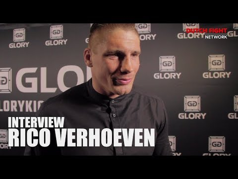 "Rico Verhoeven: ""Who is Alistair?"""