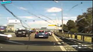 Крутые разборки и драки на дорогах 2015