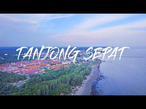 Place must go in Malaysia (1/10) | Tanjong Sepat | Dji Mavic Pro | Travel